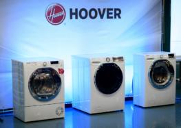 Hoover: действительно большая стирка — 13 килограмм за раз