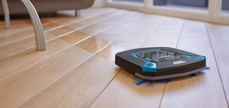 Всего 5,8 см: Philips выпустила тонкий робот-пылесос SmartPro Easy с влажной уборкой
