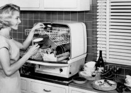Когда ты больше не человек у раковины: как появилась посудомоечная машина