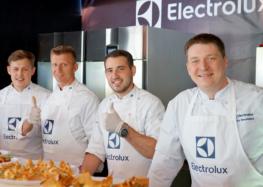 Electrolux прокачал Москву: в столице состоялся кулинарный фестиваль Taste