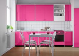 Жизнь в розовом цвете: Hansa представила необычные плиты