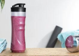Фитнес-новинка Electrolux – блендер со стержнем