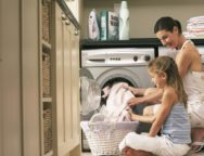 Пять крутых стиральных машин для больших и маленьких семей