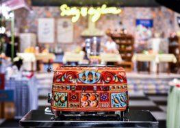 «Сицилия – любовь моя!»: коллекция кухонной техники с дизайном Dolce&Gabbana