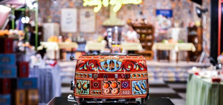 «Сицилия — любовь моя!»: коллекция кухонной техники с дизайном Dolce&Gabbana