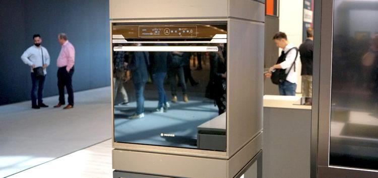Hoover на выставке Eurocucina 2018: удивительная духовка