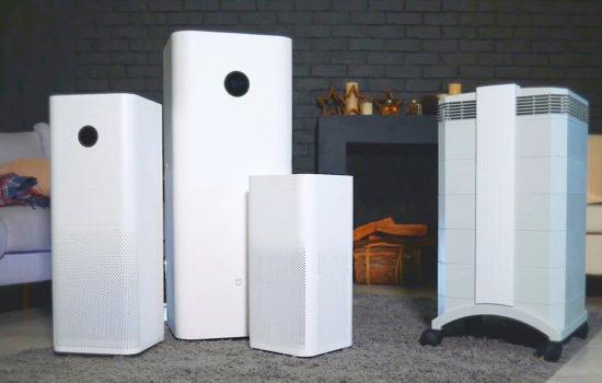 Xiaomi против IQAir. Какой очиститель воздуха купить?