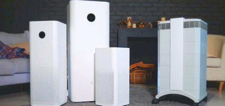 Xiaomi против IQAir. Обзор и тест очистителей воздуха