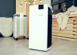 BONECO против IQAir. Обзор и тест очистителей воздуха