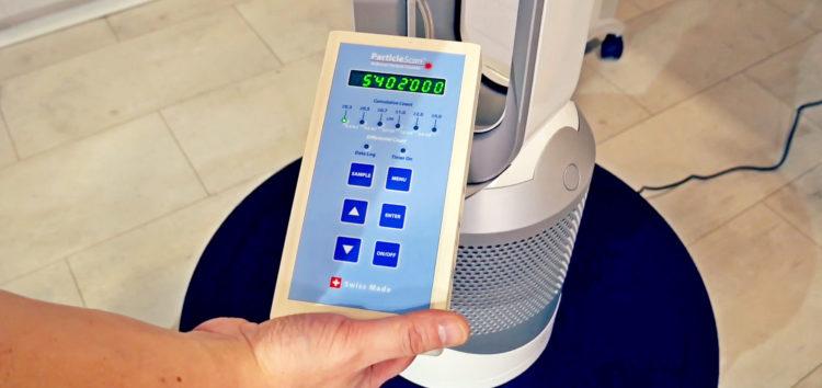 Dyson против IQAir. Обзор и тест очистителей воздуха